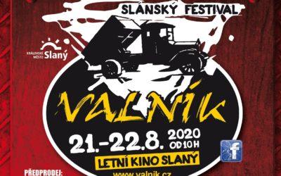 SLÁNSKÝ OPEN AIR FESTIVAL VALNÍK No.21