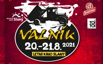 SLÁNSKÝ OPEN AIR FESTIVAL VALNÍK No. 22